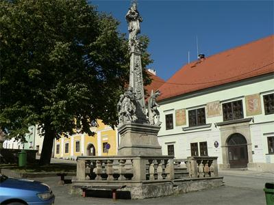 Deutsch-Beneschau-Brunnen